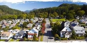 Townsite (photo from Tourism Powell River)