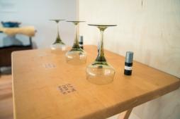 foreground installation by Amber Freidman